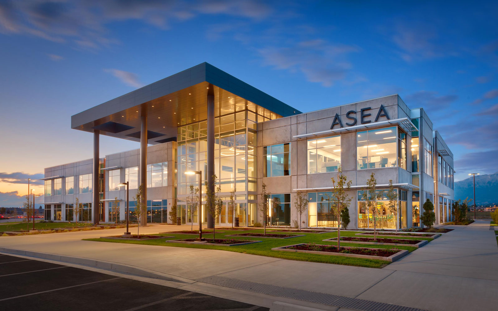 ASEA Corporate Office