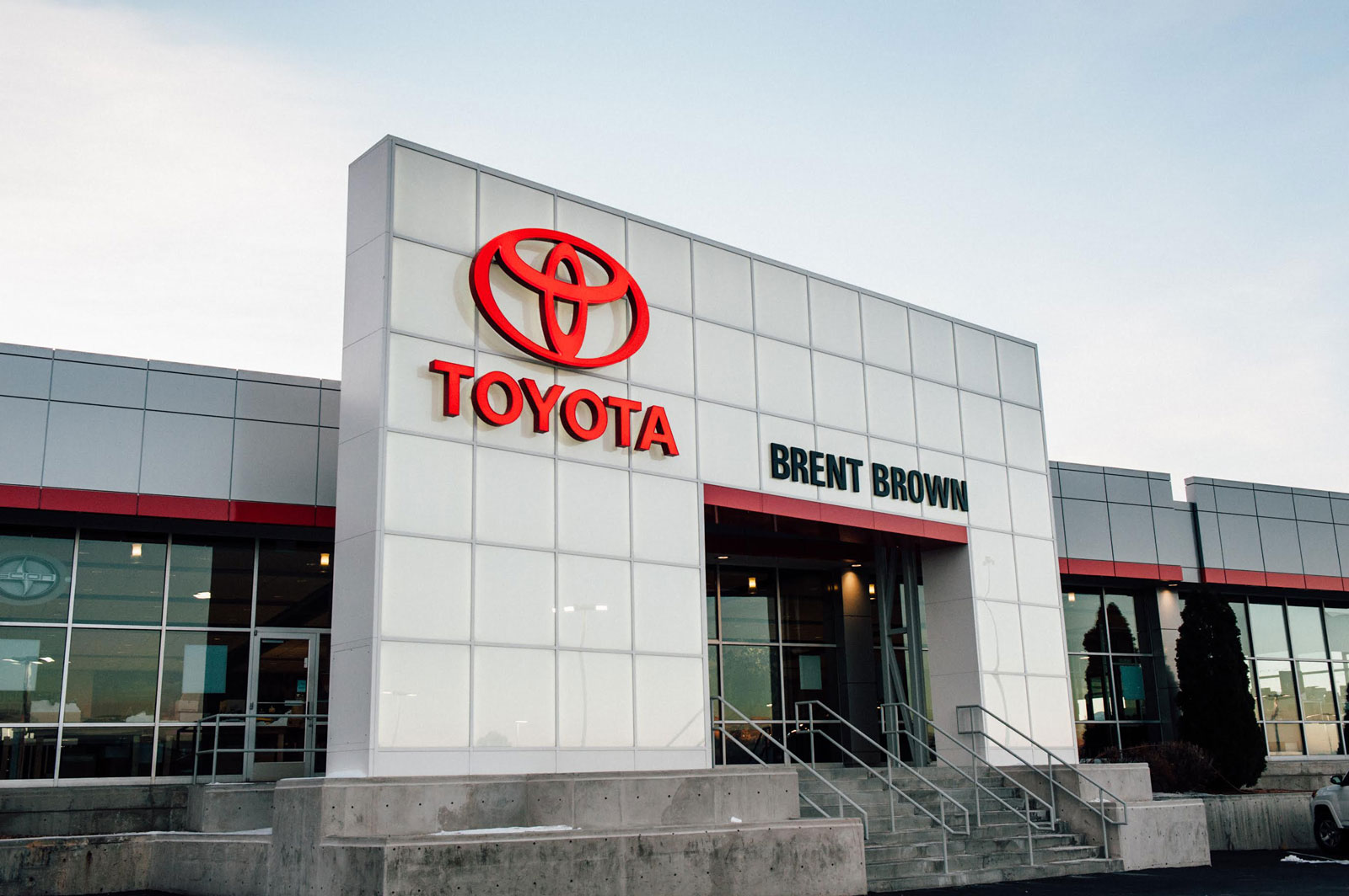 Brent Brown Toyota Dealership